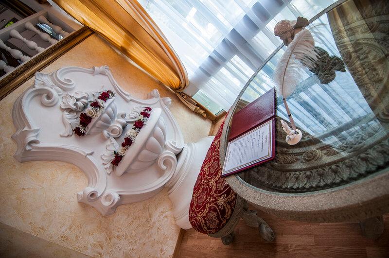 2012.08.15_Хабаровский Дворец Молодожёнов Выездная Регистрация в Северном Олеся+Саша