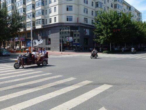 Моторикша в Хэйхэ фото