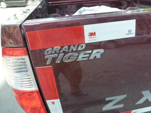 китайский пикап Tiger