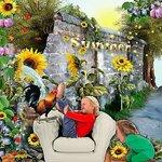 «AD_Sunflower_summer»  0_8c73a_716150a2_S