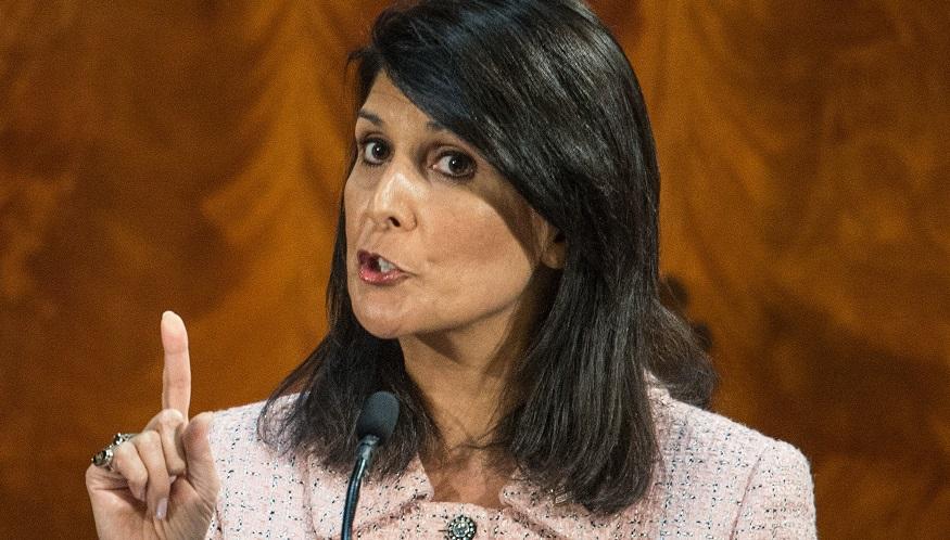США могут выйти изСовета ООН поправам человека