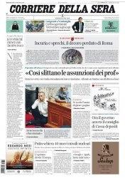 Журнал Il Corriere della Sera  (17 Giugno 2015)