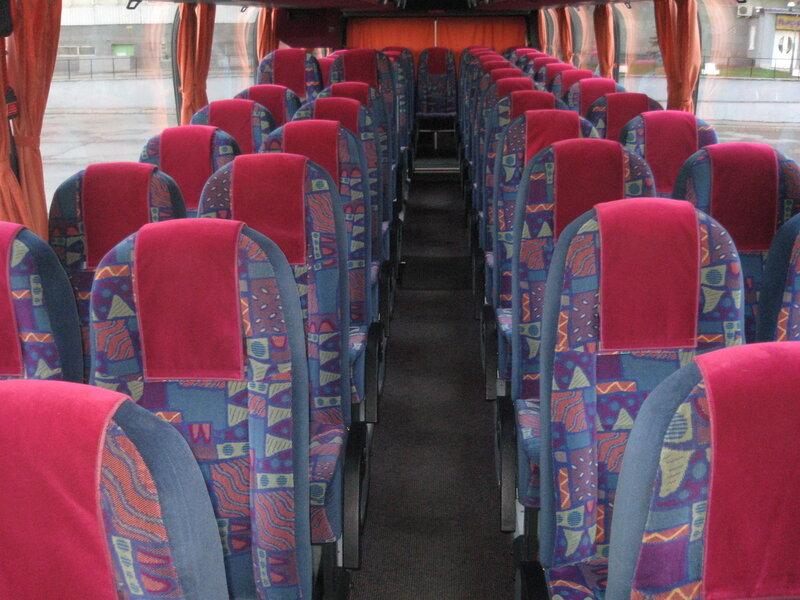 Аренда автобуса Neoplan 116.