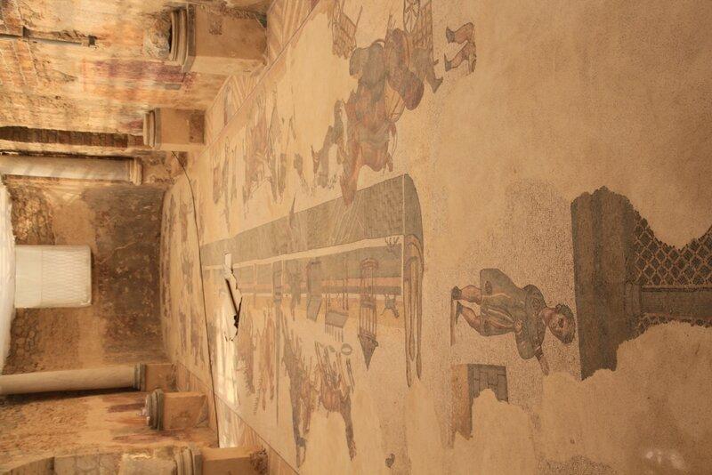 Sicilia, Villa del Casale