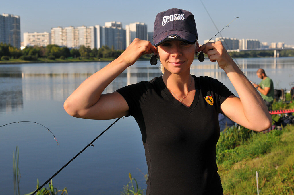 Спортсменка Катерина