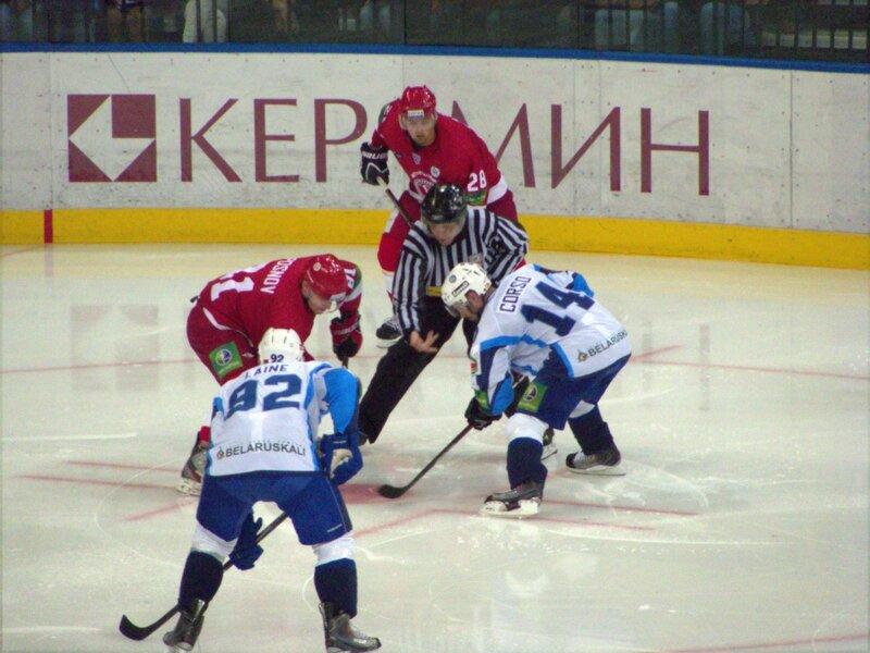 Динамо(Минск) - Витязь.(Фото).