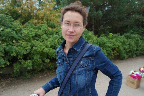 Т. Антонова, многодетная мать