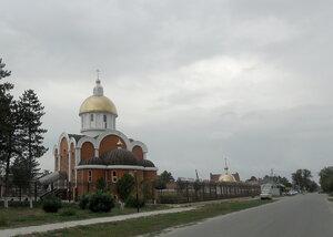 Дорога через Бриньковскую, 21 августа 2012, 10:06