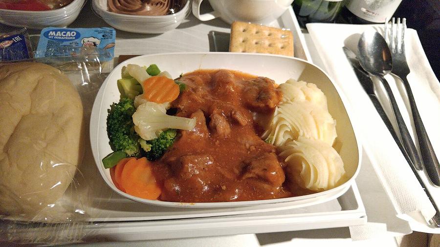 Бортовое питание Emirates