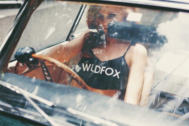 Cintia Dicker / Синтия Дикер в рекламной кампании купальников Wildfox 2013, фотограф Mark Hunter