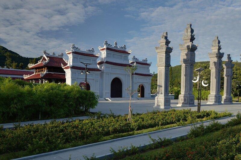 Đền thờ Côn Đảo