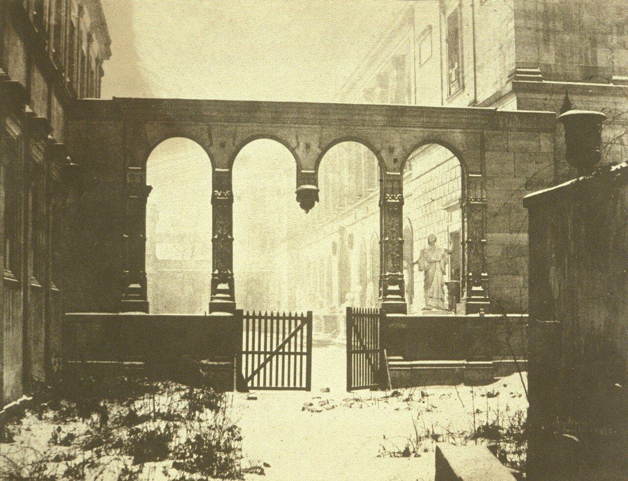 1853. Национальная высшая школа изящных искусств
