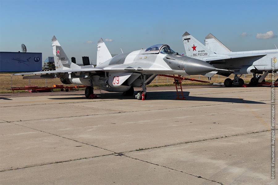 Фронтовой истребитель МиГ-29СМТ