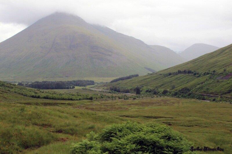 Loch Lomond and The Trossachs National Park (Scotland)