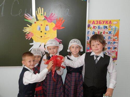 Первоклассники 2012