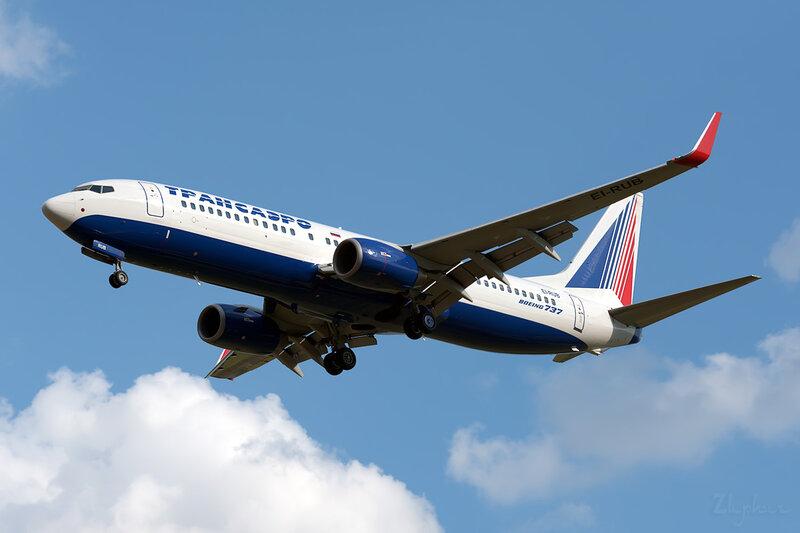 Boeing 737-85P (EI-RUB) Трансаэро DSC_2756