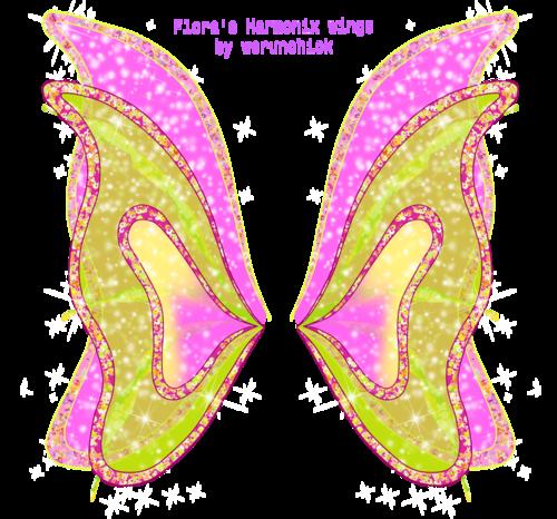 Крылья фея винкс и Студия Странное ощущениеXD!