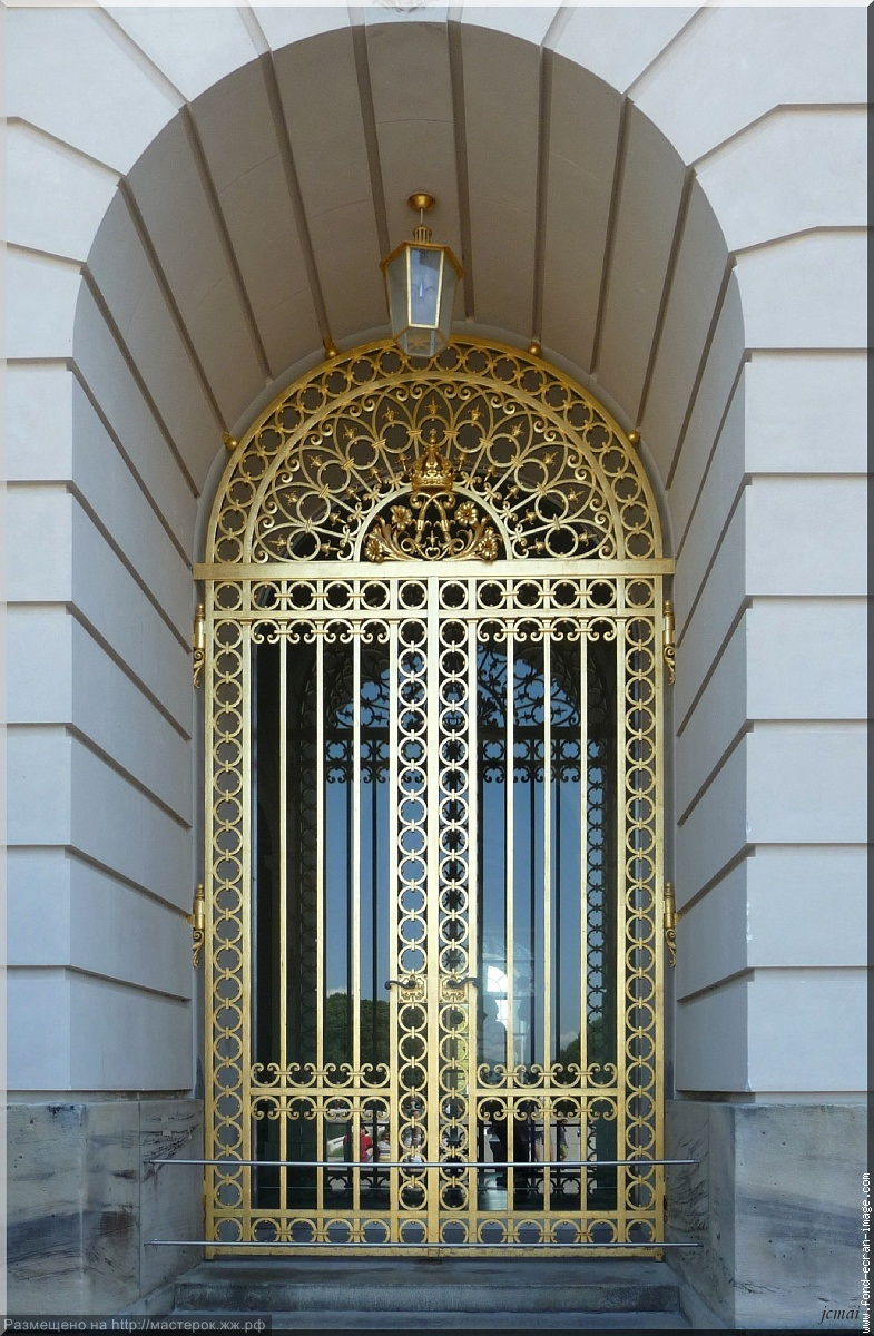 herrenchiemsee une porte