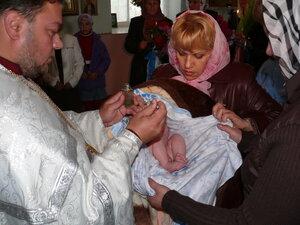 Câte nume se pun copiilor ortodocşi la Botez?