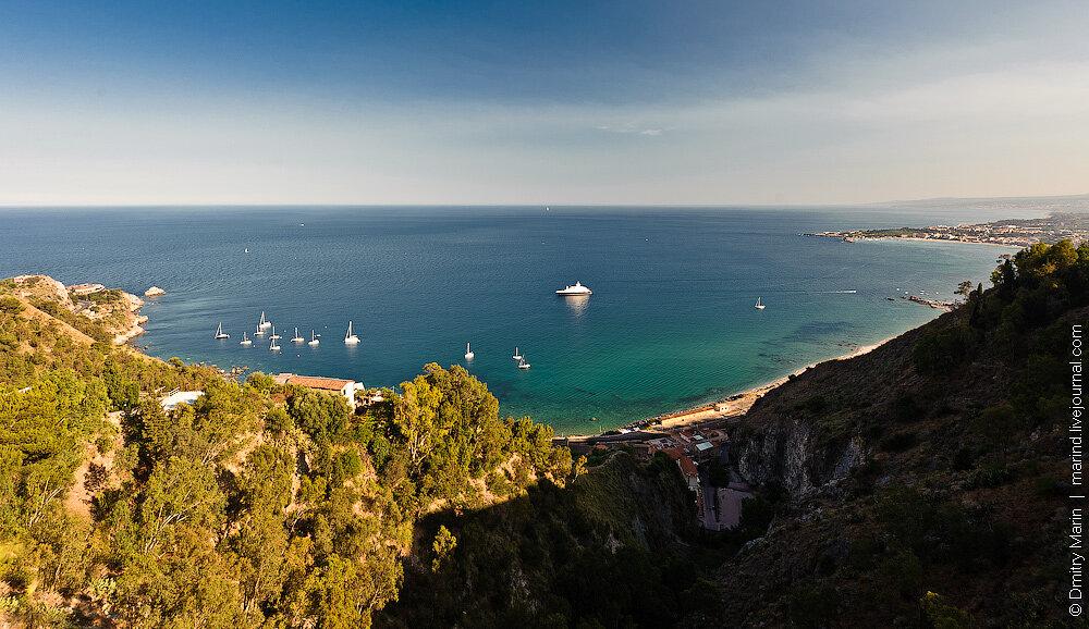 Italy. Sicilia. Taormina. Dmitry Marin