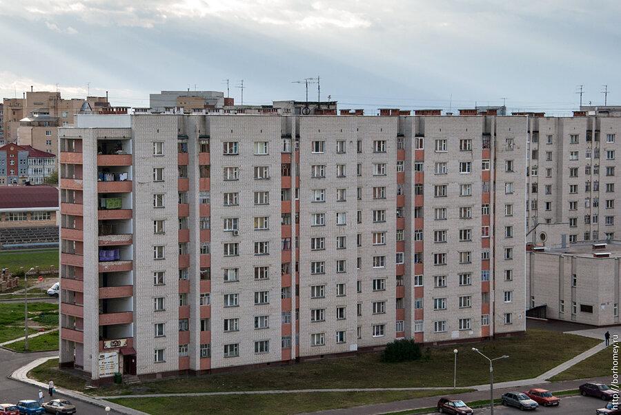 дом на московской