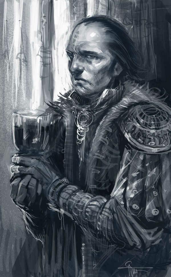 Grzegorz Krysinski. Рисунки на компьтере 21
