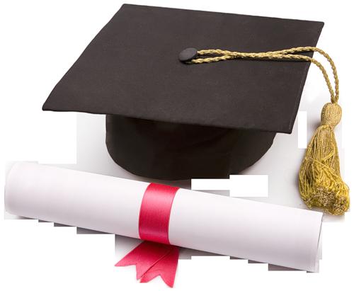 Шапочка для выпускника