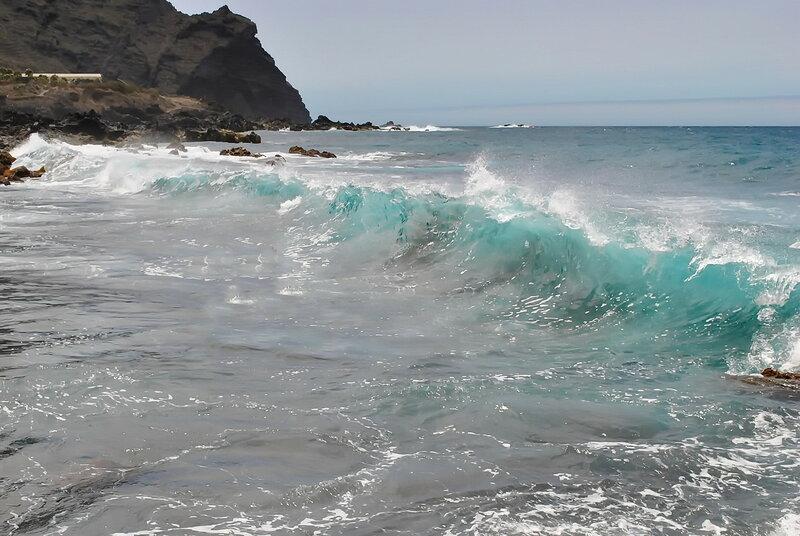 Бирюзовая волна