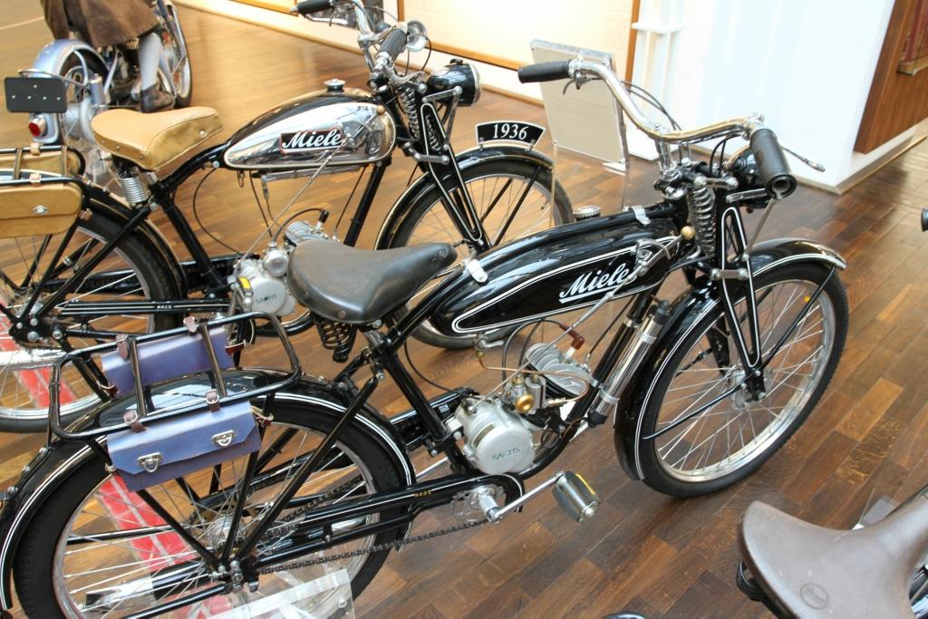 Herren-Motorfahrrad Modell H 3 (74 ccm)