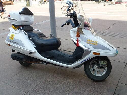 макси скутер китайского производства