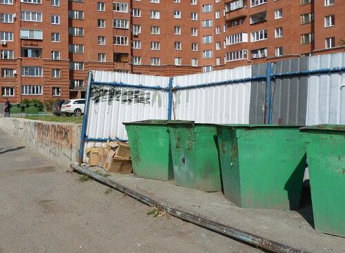 Контейнеры для утилизации отходов