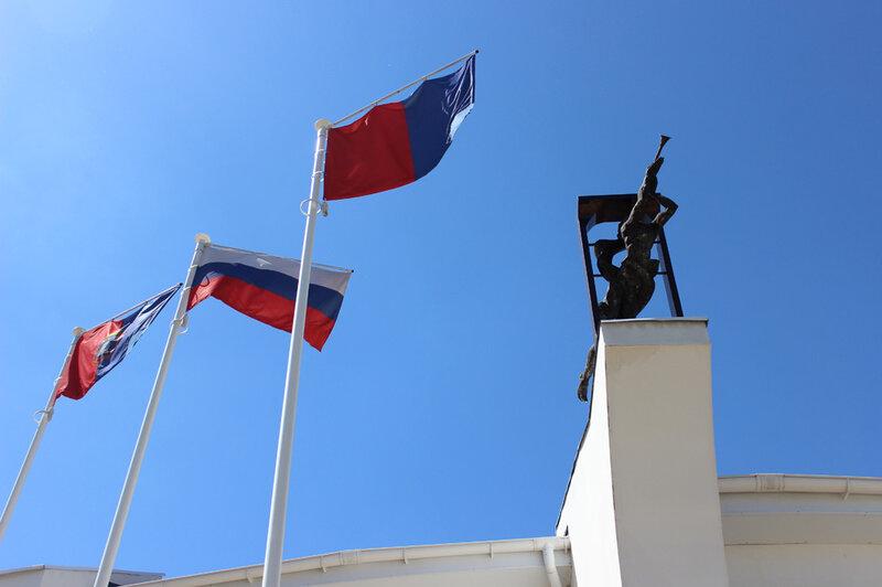 СКК, Тулиновка. 23 мая 2015 года