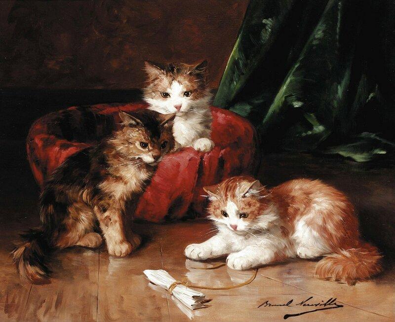 Три котенка..jpg