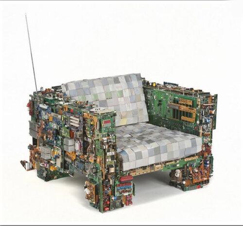 Вторая жизнь компьютерных деталей