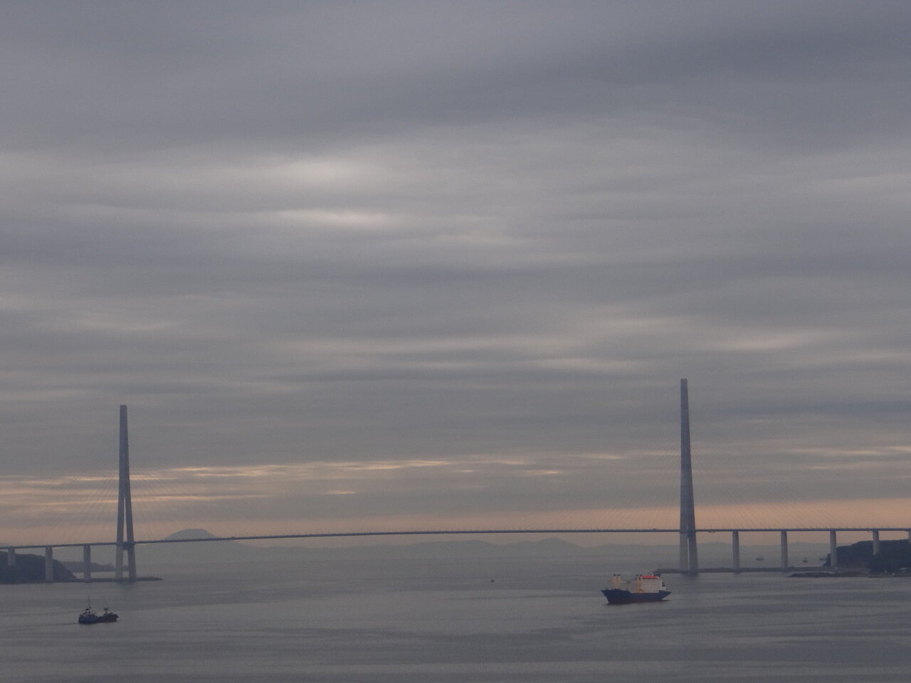 符拉迪沃斯托克,橋,Vladivostok, Bridge,