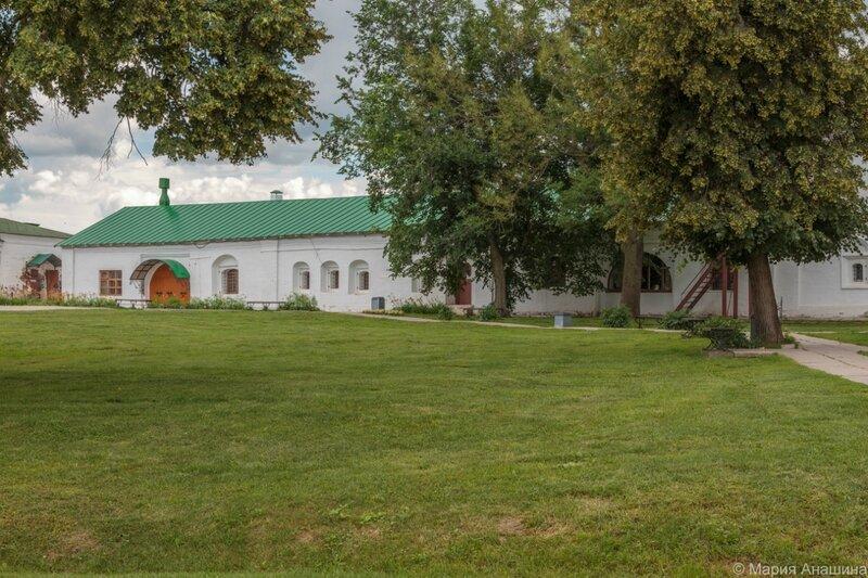 Консисторский корпус, Рязанский кремль