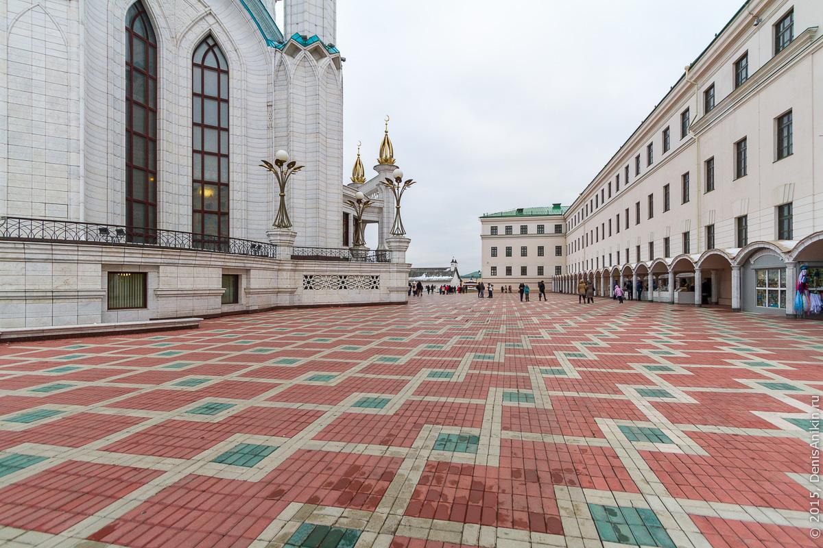 Мечеть Кул Шариф 7