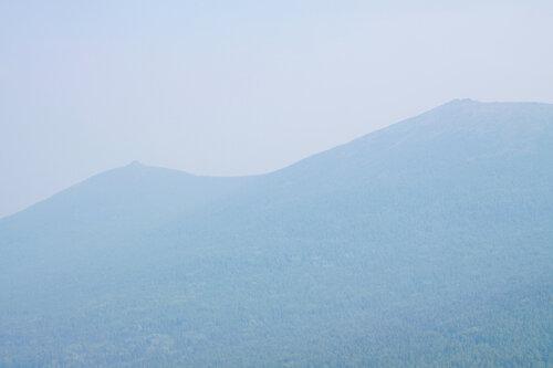 Бугры с горы Колпак