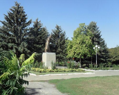 В Староминской, август 2012