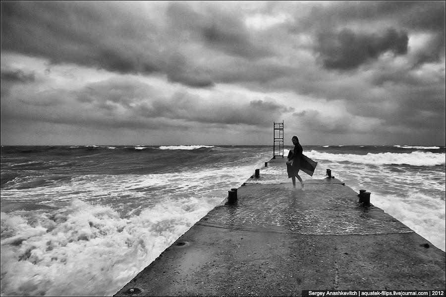 Бодибординг и шторм