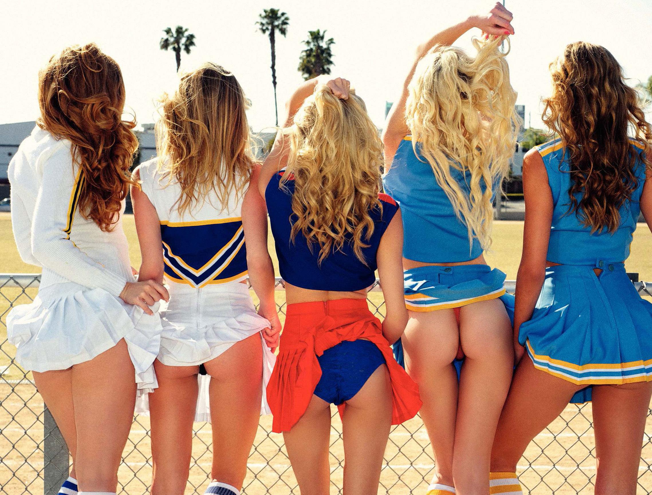 Cheerleaders / плохие девчонки из групп поддержки
