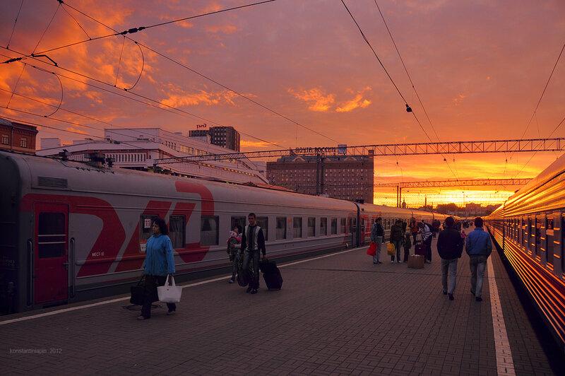 фото электричек внутри ярославского вокзала представлены все
