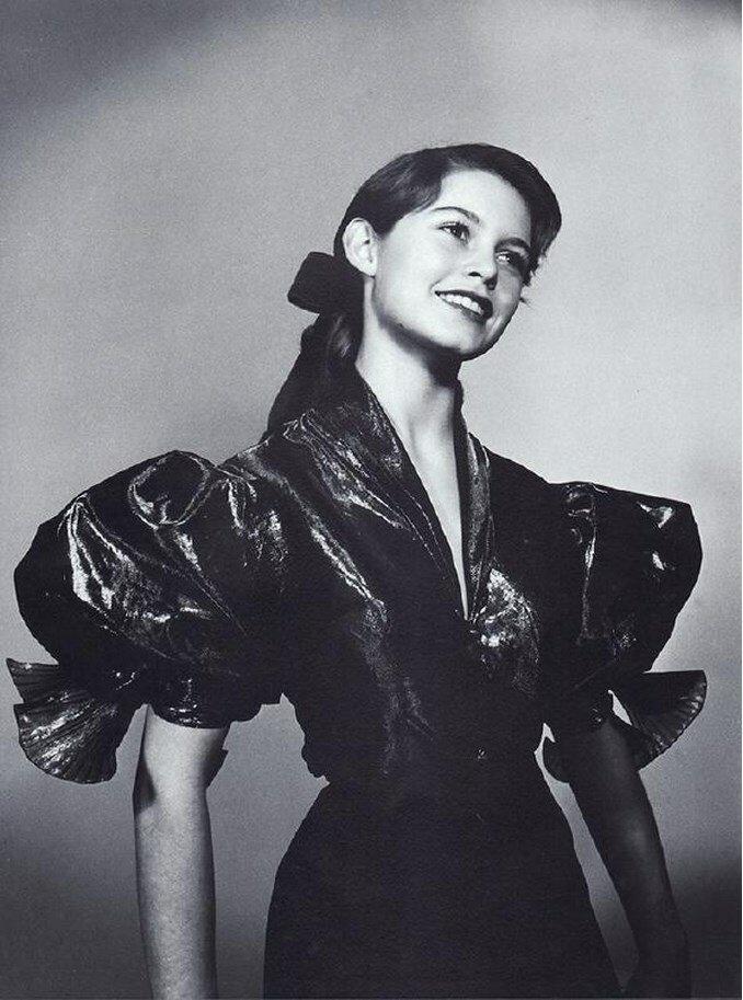 1950-е. Брижит Бардо