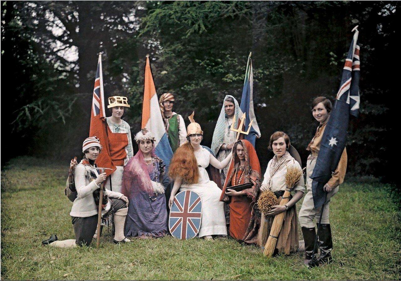 Герои Британии и её колоний в Саутгемптоне, графство Гемпшир
