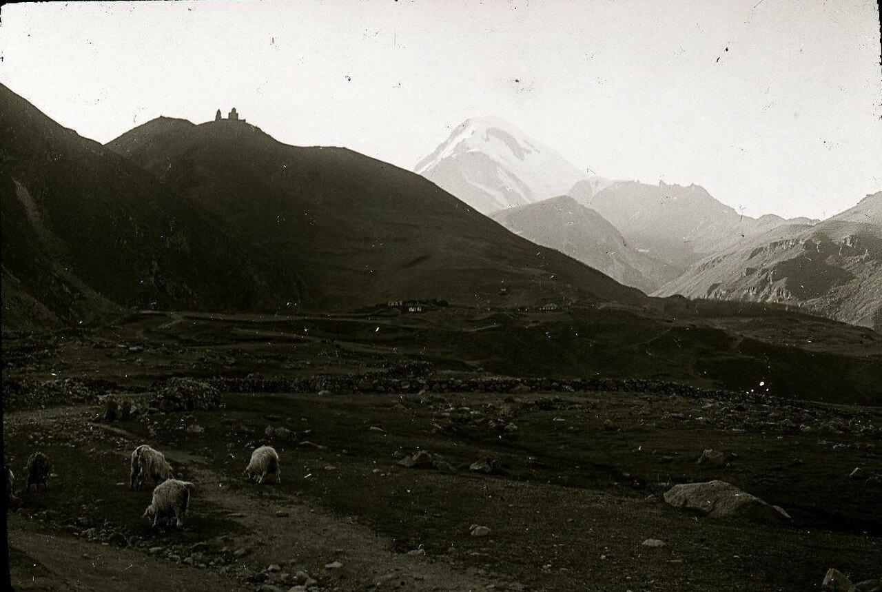 29. Гора Казбек