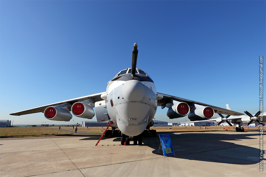 фото самолета А-50
