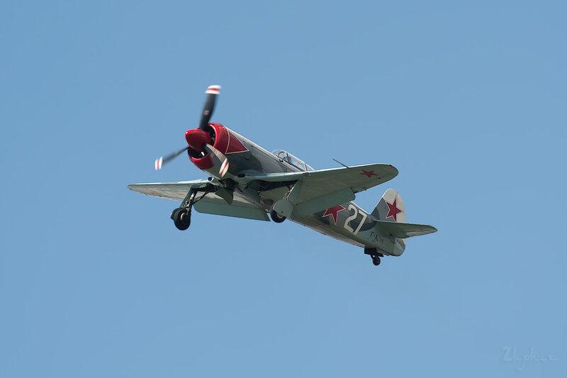 Let C-11 / Як-11 (F-AZFJ) DSC_2903