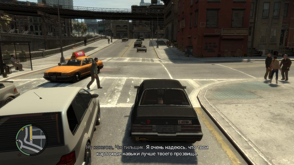 GTA 4 / Grand Theft Auto IV - Complete Edition v 1061-1101 (2010) PC