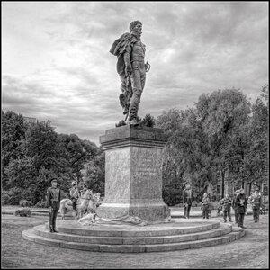 Памятник Петру Багратиону в Санкт-Петербурге