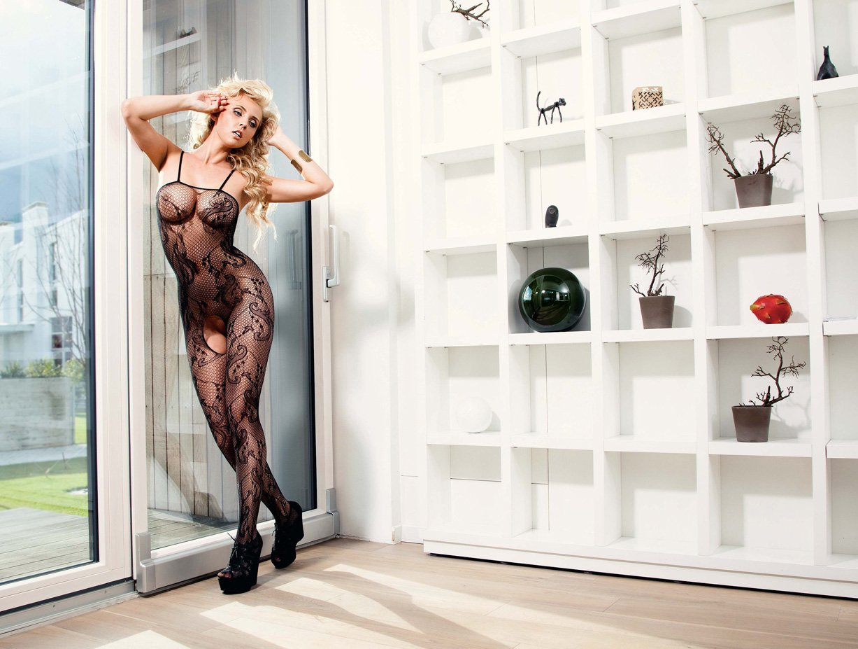 Читательница месяца Дарья в журнале XXL, сентябрь 2012 / фотограф Александр Коробов